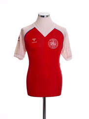 1984-86 Denmark Home Shirt XL