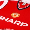 1984-86 Manchester United Home Shirt M