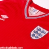 1984-87 England Away Shirt M