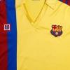1984-89 Barcelona Away Shirt *Mint* XL