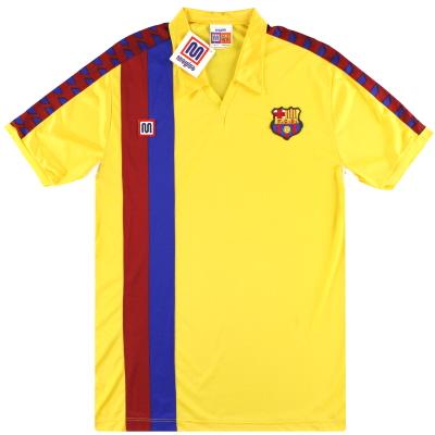 1984-89 Barcelona Meyba Away Shirt *BNIB* L