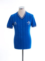 1985-86 Chelsea Home Shirt Y