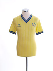 7694499c967 Retro Le Coq Sportif Football Shirts and Classic Le Coq Sportif ...