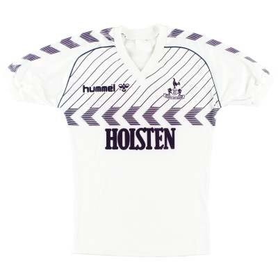 1985-87 Tottenham Home Shirt M.Boys