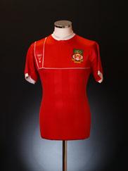 1985-87 Wrexham Home Shirt M
