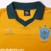 1985-88 Brazil Home Shirt L