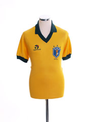 1985-88 Brazil Home Shirt XL