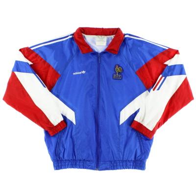1985-90 France adidas Track Jacket *Mint* L