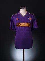 1986-87 Fiorentina Home Shirt L