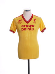 pretty nice 2b782 81485 Classic and Retro Liverpool Football Shirts   Vintage ...