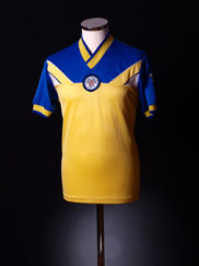 1986-88 Leeds Away Shirt *As New* M