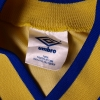 1986-88 Leeds Away Shirt *As New* M