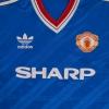 1986-88 Manchester United Third Shirt M