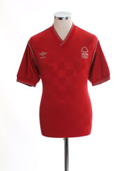 1986-88 Nottingham Forest Home Shirt L