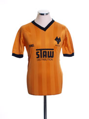 1986-88 Wolves Home Shirt L