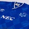 1986-89 Everton Home Shirt L