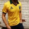 1986 Brazil Home Shirt M