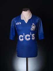 1986 Goytacaz FC Home Shirt #10 L