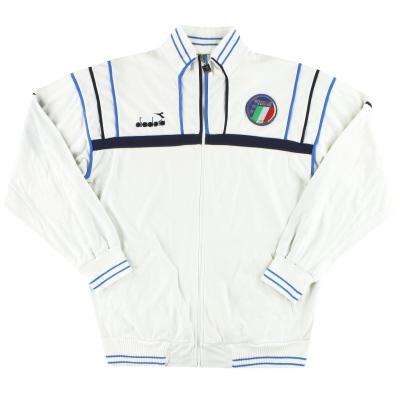 1986 Italy Diadora Track Jacket L