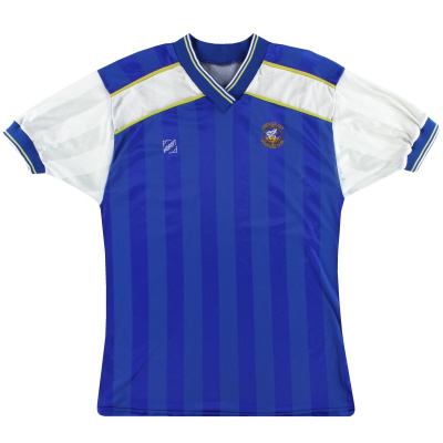 1987-88 Chester City Home Shirt L