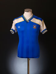 1987-88 Chester Home Shirt S