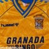 1987-88 Coventry Away Shirt *Mint* S