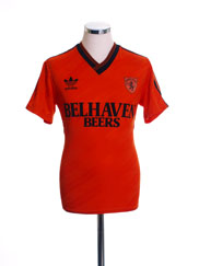 1987-88 Dundee United Home Shirt M