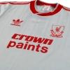 1987-88 Liverpool adidas Away Shirt *Mint* XL