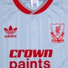 1987-88 Liverpool Away Shirt M