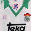 1987-88 Racing Santander Player Issue Home Shirt #10 L/S *w/tags* L