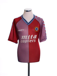 1987-89 Aston Villa Home Shirt Y