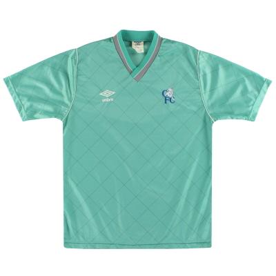 1987-89 Chelsea Umbro Away Shirt S
