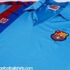 1987-91 Barcelona Third Shirt *BNWT* M