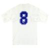 1987 Greece Match Issue Away Shirt L/S #8 XL
