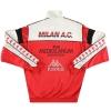 1988-89 AC Milan Kappa Track Jacket Y