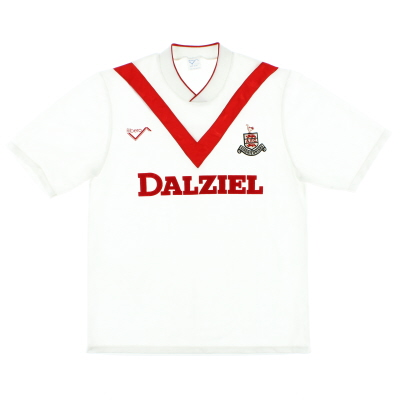 1988-89 Airdrieonians Home Shirt M
