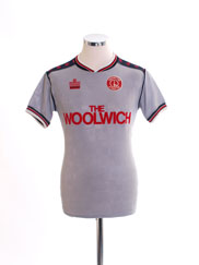 1988-89 Charlton Away Shirt S