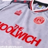 1988-89 Charlton Away Shirt S