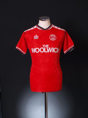 1988-89 Charlton Home Shirt *As New* M