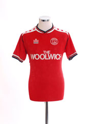1988-89 Charlton Home Shirt M