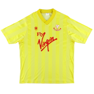 1988-89 Crystal Palace Away Shirt L