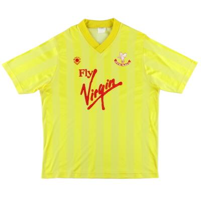 1988-89 Crystal Palace Away Shirt L