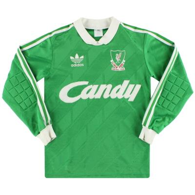 Retro Liverpool Shirt