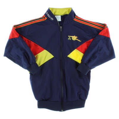 1988-90 Arsenal adidas Track Jacket Y