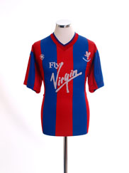 1988-90 Crystal Palace Home Shirt M