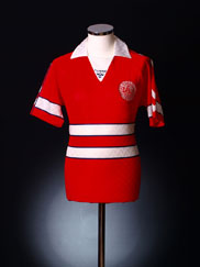 1988-90 Denmark Home Shirt L