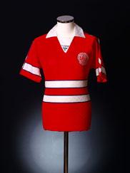 1988-90 Denmark Home Shirt L