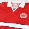 1988-90 Denmark Hummel Home Shirt XL