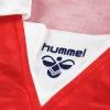 1988-90 Denmark Hummel Home Shirt L