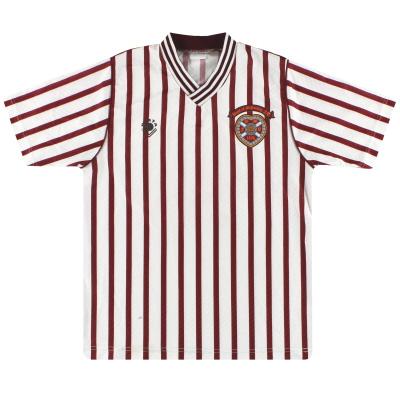 1988-90 Hearts Bukta Away Shirt S